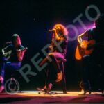 'Lady Starlight', Scorpions, Animal Magnetism Tour, April 1980, ©1980 Robert EllisRepfoto
