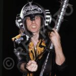 Scorpions, Europe Tour '82, Paris, Mar '82, © 1982 Robert EllisRepfoto