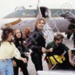 Scorpions, Europe Tour '82, Paris, Mar '82, © 1982 Robert EllisRepfoto (2)