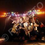 Scorpions, France, Europe Tour March '82, © 1982 Robert EllisRepfoto