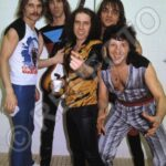 Scorpions, France Tour Mar '82, © 1982 Robert EllisRepfoto.