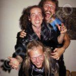 Scorpions, Monsters of Rock, Budapest Aug '86, ©1986 Robert EllisRepfoto