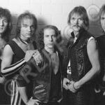 Scorpions, Rockpop in Concert TV show, Dortmund Westfalenhalle, Dec '83, 8312005, © 1983 Robert EllisRepfoto